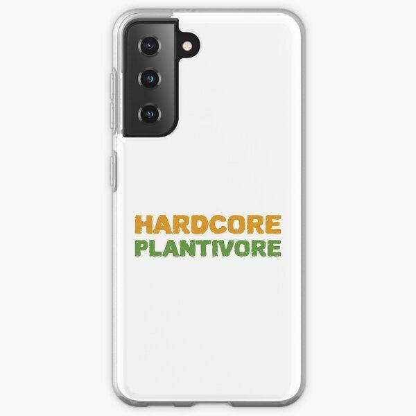 Hardcore Plantivore Samsung Galaxy Soft Case