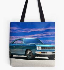 1968 Plymouth Roadrunner Tote Bag