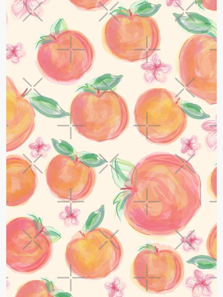 Peaches Botanical by underwatercity