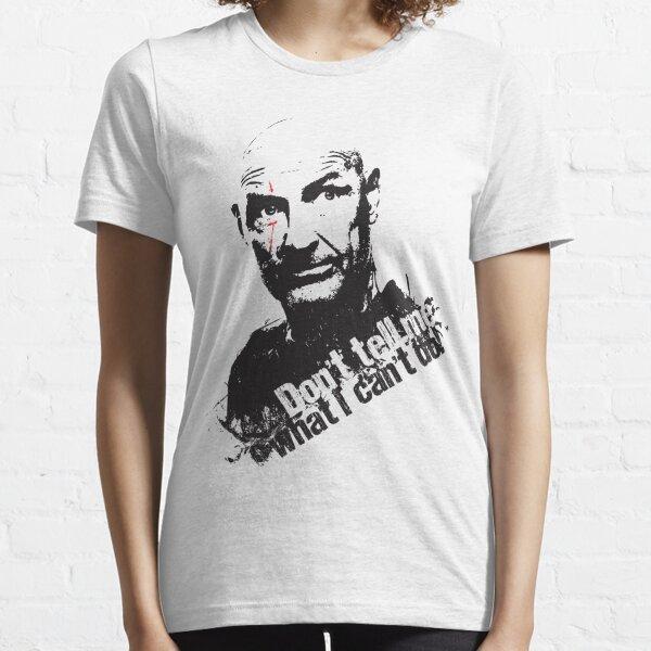 John Locke - Alternative with qoute Essential T-Shirt