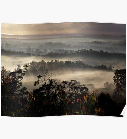 Mist & Smoke Poster