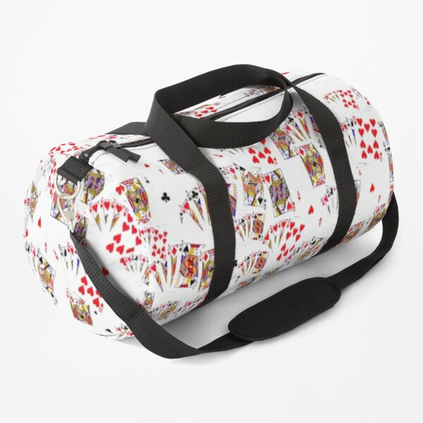 Playing cards products / design Duffle Bag