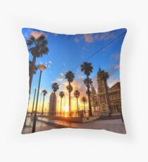 Glenelg Adelaide Throw Pillow