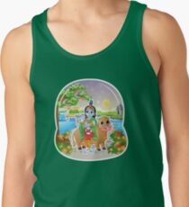Krishna - Hindu God - Bunch of Bhagwans Tank Top