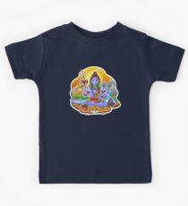 Shiva - Hindu God - Bunch of Bhagwans Kids Tee