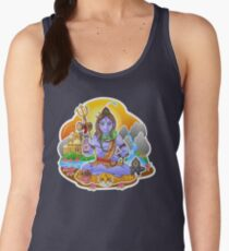 Shiva - Hindu God - Bunch of Bhagwans Women's Tank Top