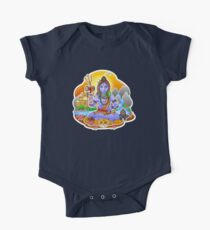 Shiva - Hindu God - Bunch of Bhagwans One Piece - Short Sleeve