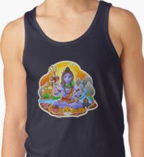 Shiva - Hindu God - Bunch of Bhagwans Tank Top
