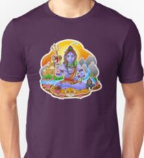 Shiva - Hindu God - Bunch of Bhagwans Unisex T-Shirt