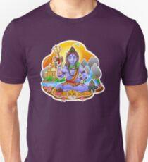 Shiva - Hindu God - Bunch of Bhagwans Unisex T-Shirt