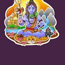 Shiva - Hindu God - Bunch of Bhagwans by hinducloud