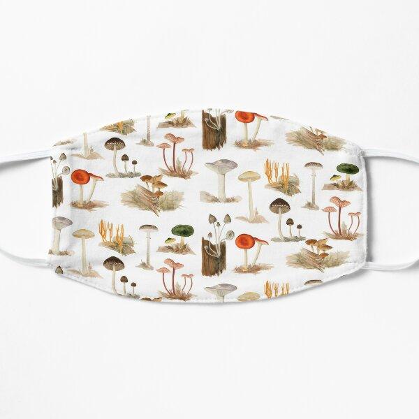 Dorothy Noble Mushroom Pattern Flat Mask
