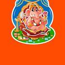 Ganesh - Hindu God - Bunch of Bhagwans by hinducloud
