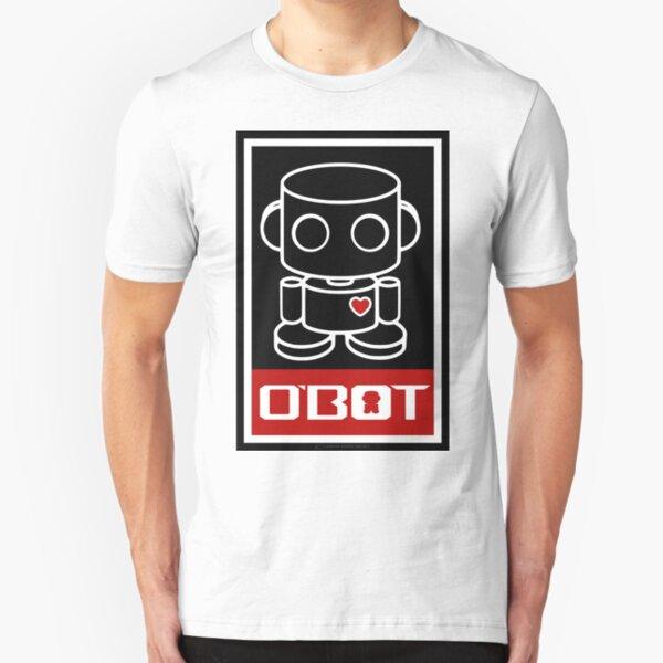 O'bot Spread Love 1.0 Slim Fit T-Shirt