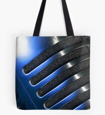Microphone macro abstract Tote Bag