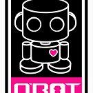 O'bots Spread Love 3.0 by Carbon-Fibre Media