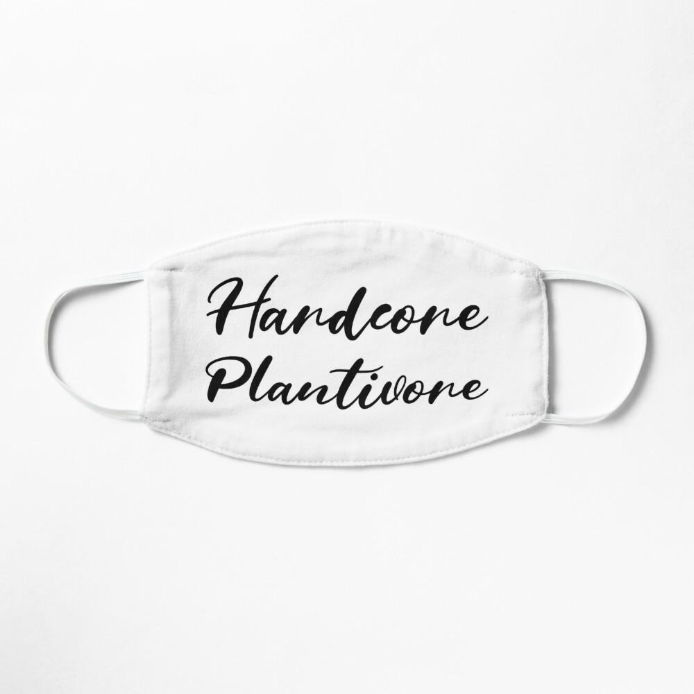 Hardcore Plantivore Black Mask