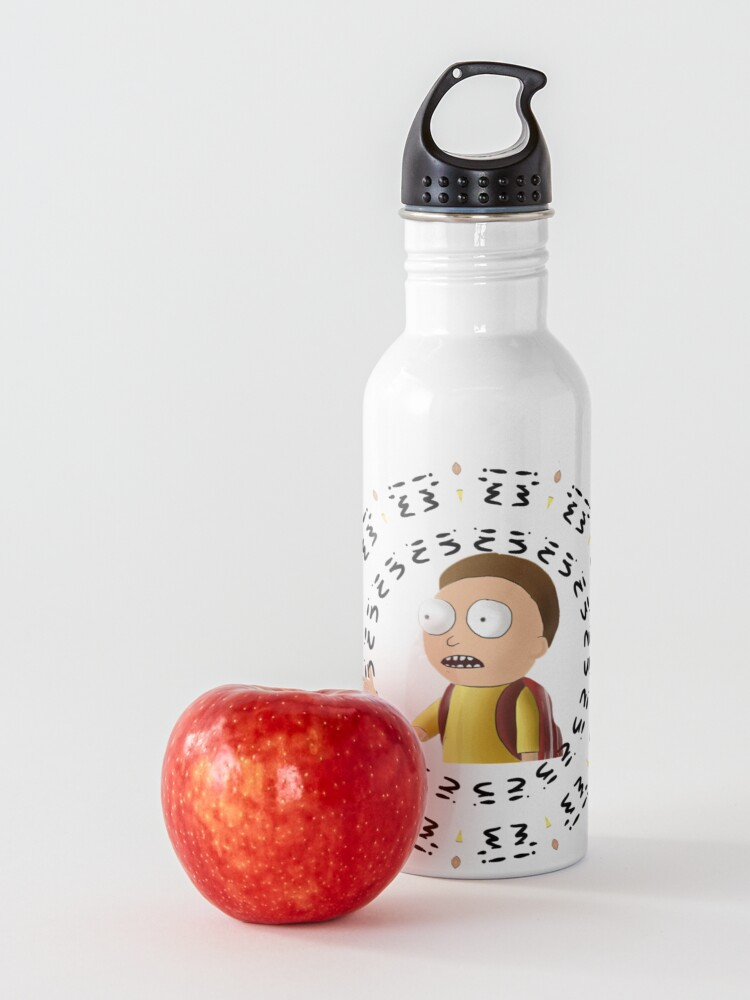 Alternate view of Rick and Morty TM - I'm In -2 Water Bottle