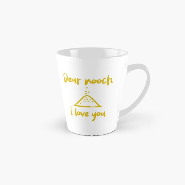 Dear Nooch I Love You Tall Mug