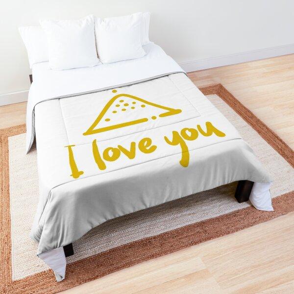 Dear Nooch I Love You Comforter