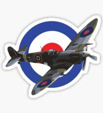 Supermarine Spitfire Sticker