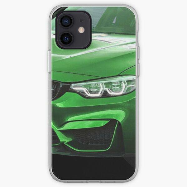 M4 F82 Coque souple iPhone