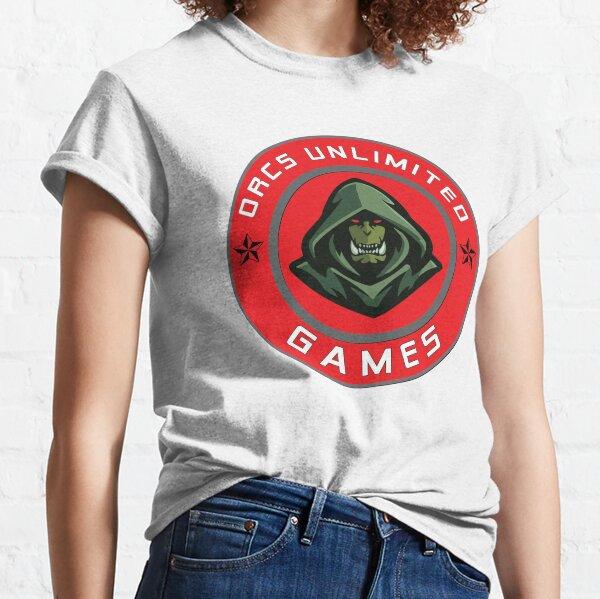 Orcs Unlimited Logo Classic T-Shirt