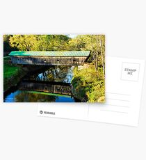 Hammond Covered Bridge Postcards