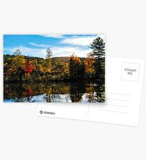 Glowing Waters of Vermont Postcards