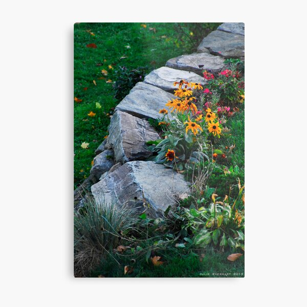 Brigid's Flowers Metal Print