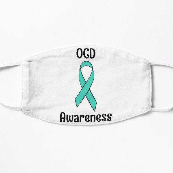 OCD Awareness Ribbon Mask