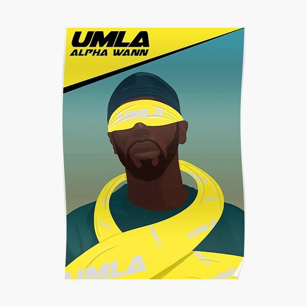 Alpha Wann UMLA Poster