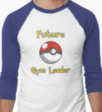 Future Gym Leader Men's Baseball ¾ T-Shirt