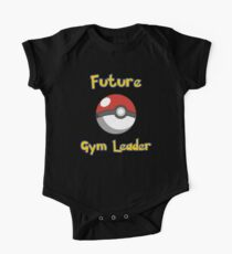 Future Gym Leader One Piece - Short Sleeve