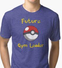 Future Gym Leader Tri-blend T-Shirt