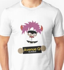 Avenue Q - Trekkie Unisex T-Shirt