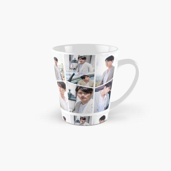 Hyun Bin Handsome Collage  Tall Mug