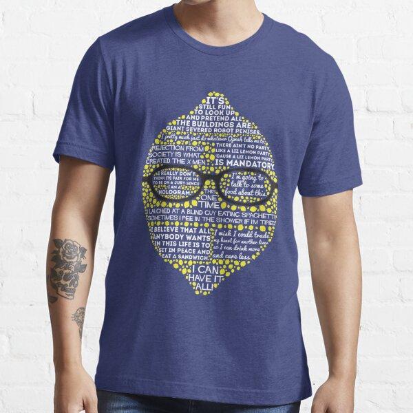 Lemon Essential T-Shirt