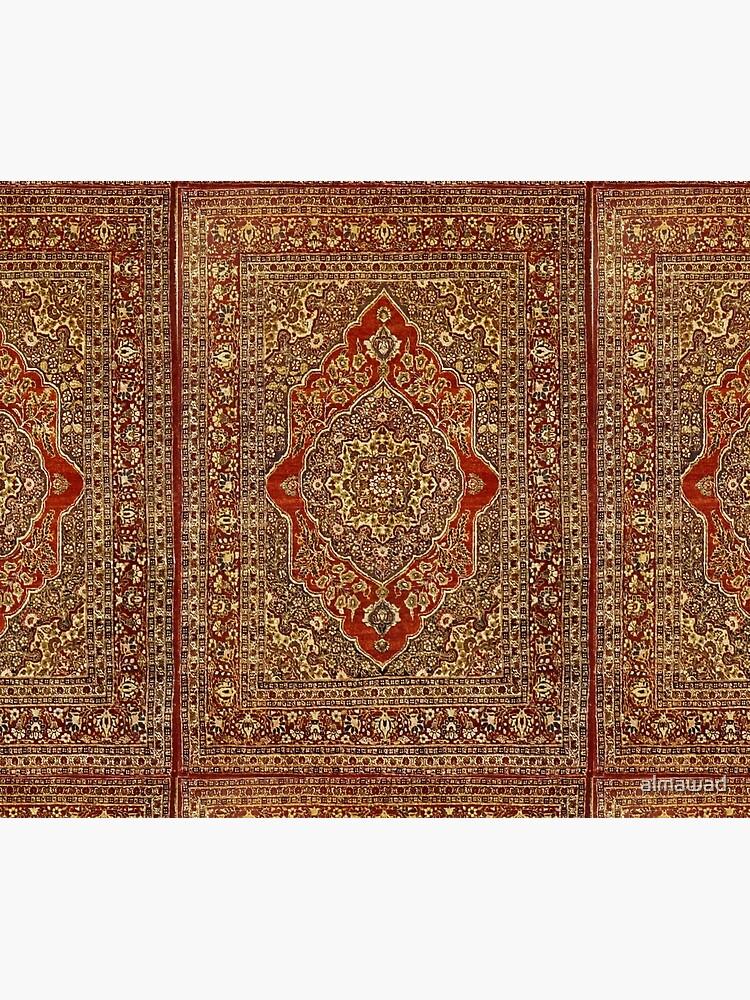 Tabriz carpet design  by almawad