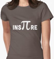 InsPIre Pi Symbol Women's Fitted T-Shirt