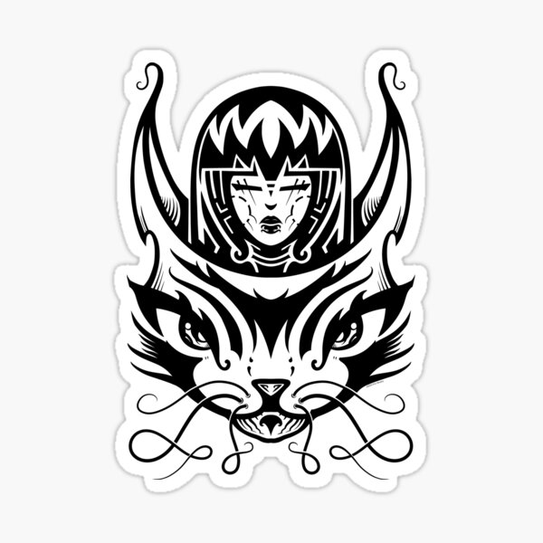 cataTRONic Sticker