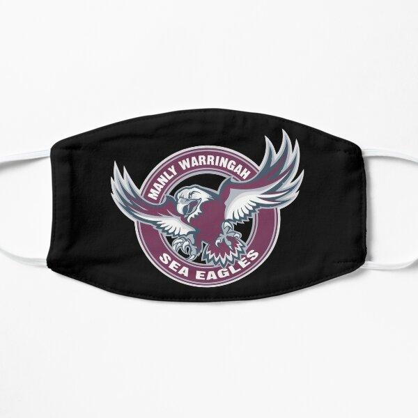 Sea Eagles-manly warringah Flat Mask