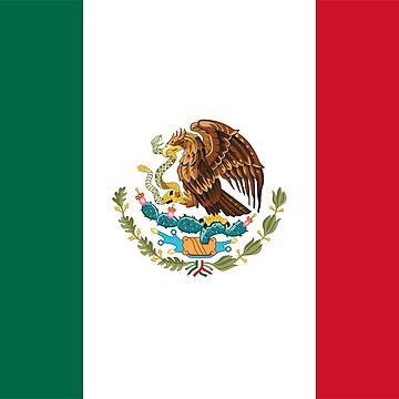 Flag of Mexico by melliott15