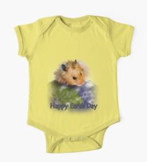 Happy Earth Day Hamster Kids Clothes