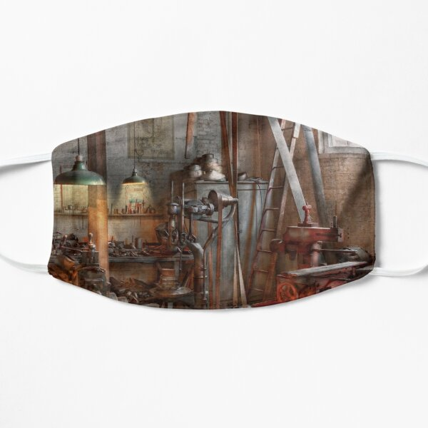 Machinist - The modern workshop  Small Mask