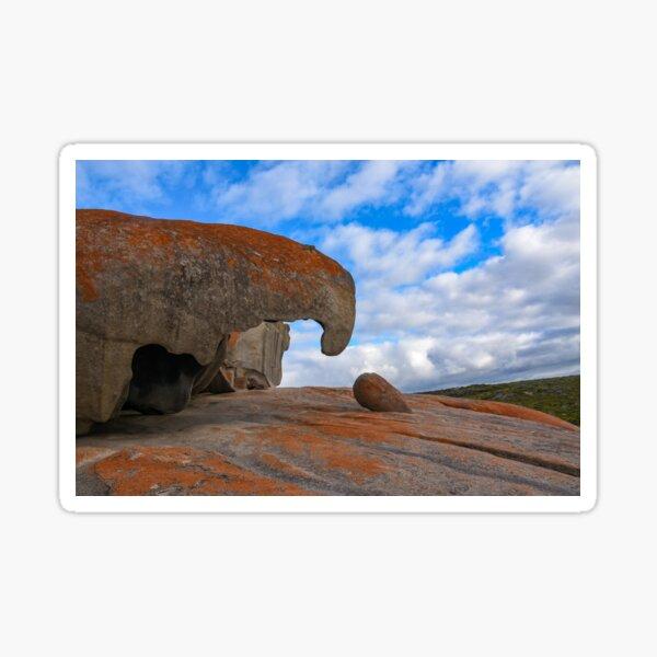 Remarkable Rocks, Kangaroo Island Sticker