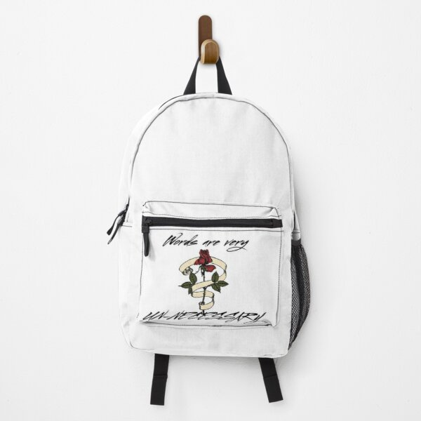 Words are very Un-necessary, Depeche v2 Backpack