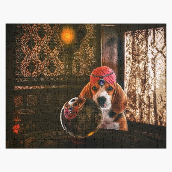 Fortune Teller Jigsaw Puzzle