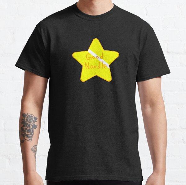 1 étoile du prix Big Good Noodle Star Spongebob T-shirt classique