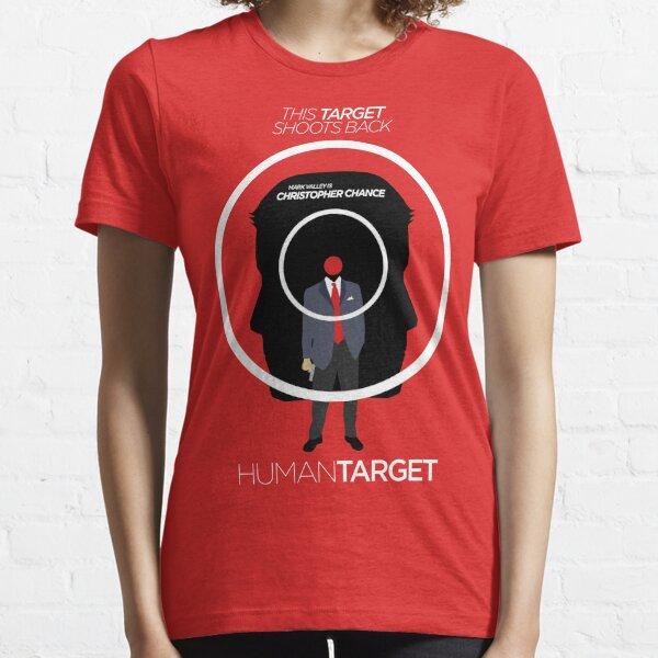 Human Target - Christopher Chance TV/Comic Minimalist Shirt Essential T-Shirt